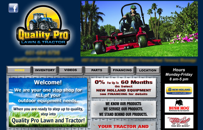 Quality Pro Lawn & Tractor