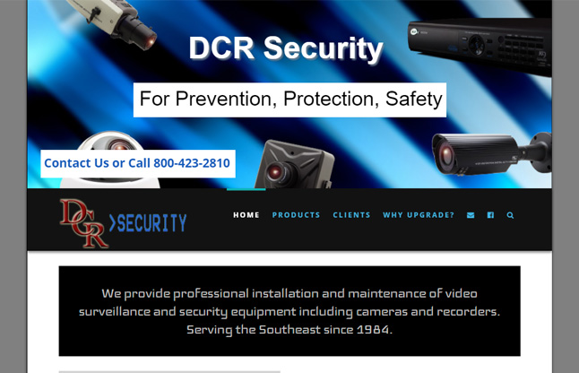 DCR Security